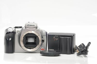 Canon EOS Rebel 6.3MP Digital SLR Camera Body 300D Silver                   #793