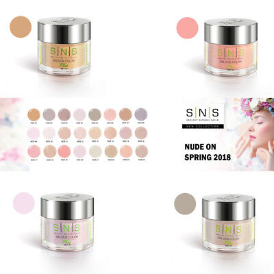 SNS Nail Dipping Powder Nude on Spring Colleciton (NOS) *Choose any one*