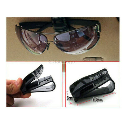Car Auto Sun Visor Portable Sunglasses Eye Glasses/Ticket/Card/Pen Holder Clip