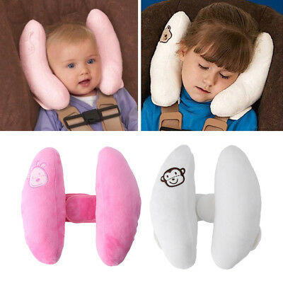 Baby Kid Infant Stroller Pillows Car Auto Seat Head Neck Protection Head Support
