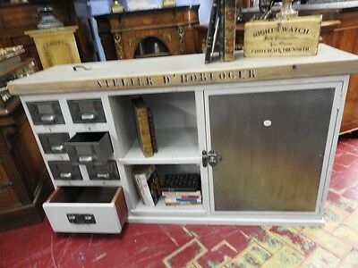 Furniture Counter From Store Atelier D'horlogerie France Country Chic Cupboard