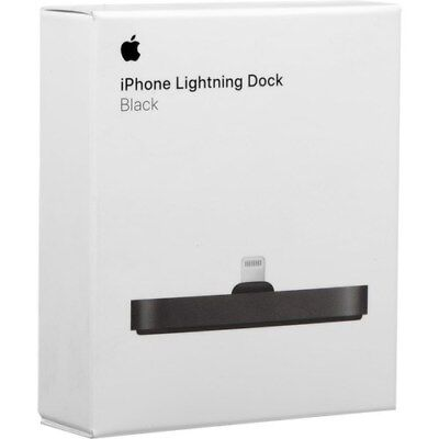 Apple iPhone Lightning Dock (Black) MNN62AM/A