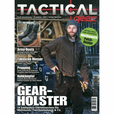 Magazin Tactical Gear 02/2018