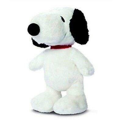 "7.5"" Snoopy Plush Soft Toy - Peanuts Aurora Cuddly 75inch Gift New"