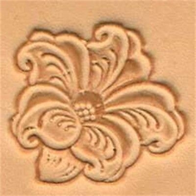 Lily Craftool 3d Stamp Leather Stamping Imprint Tool Tandy Leather 88494-00 -