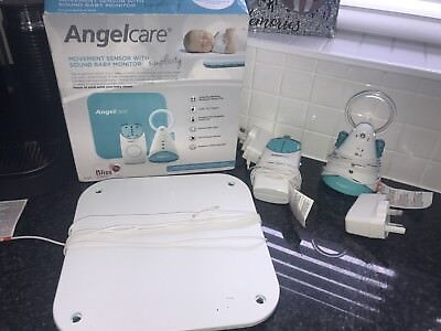 Angel Care Movement Sensor With Sound Baby Monitor