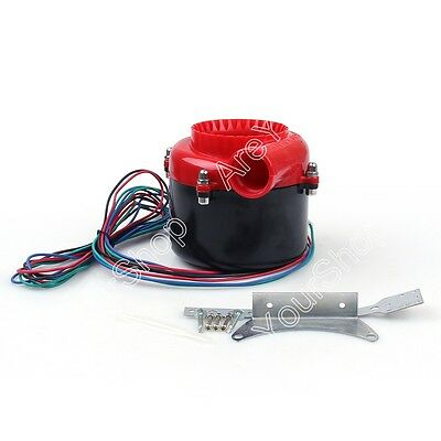 Universal SDT Sound Direct Translation Electronics Turbo Blow Of Valve Red