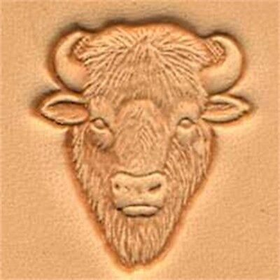 Buffalohead 3d Leather Stamping Tool - Craf Stamp Buffalo Head 8845800