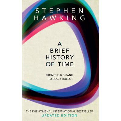 A Brief History Of Time by Stephen Hawking (Paperback), New Arrivals, Brand New