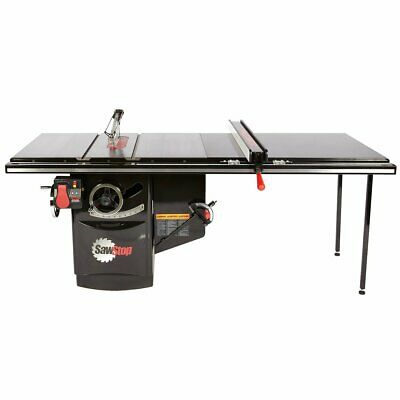 SawStop ICS53480-52 480-Volt 52-Inch Industrial T-Glide Cabinet Table Saw System