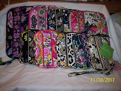 Vera Bradley-New With Tag-Choose Tech Case Or E-Reader Sleeve-Assorted Patterns