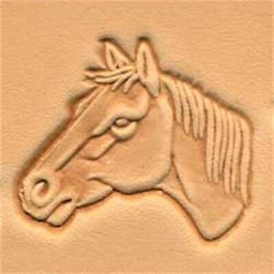 Horse Head 3d Leather Stamping Tool - Craf Stamp Left 8836400