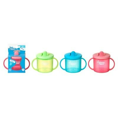 Tommee Tippee Essentials First Cup - Cyan