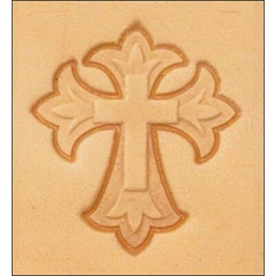 Cross 3d Leather Stamping Tool - Craf Stamp 861400