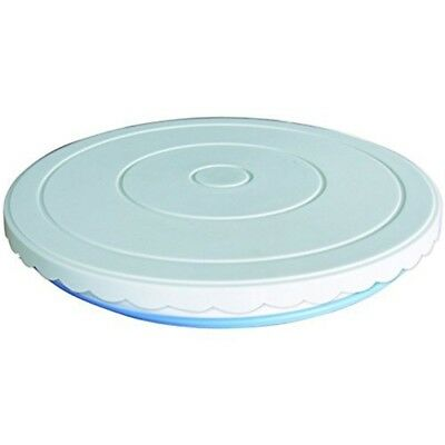 Tala Icing Turntable, White - Turntable Cake Stand Revolving