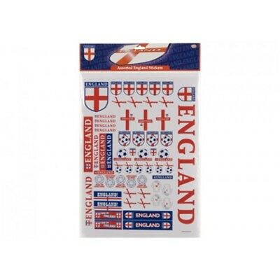 Autocollants En Angleterre - New Wholesale 24 x Sets Assorted England Stickers