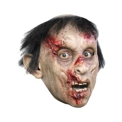 Zombie-maske Für Erwachsene Halloween - Brother John Mask Head Dress Rubber