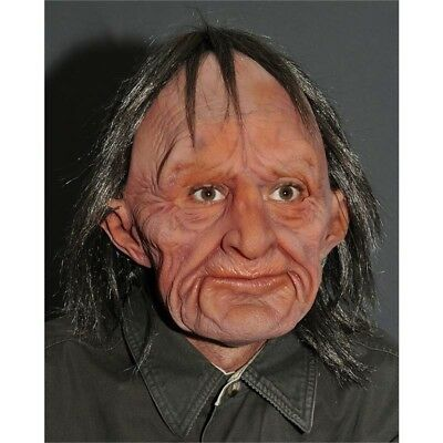 Maske Super Weichen Alten Mann - Old Man Mask Supersoft Fancy Dress Rubber