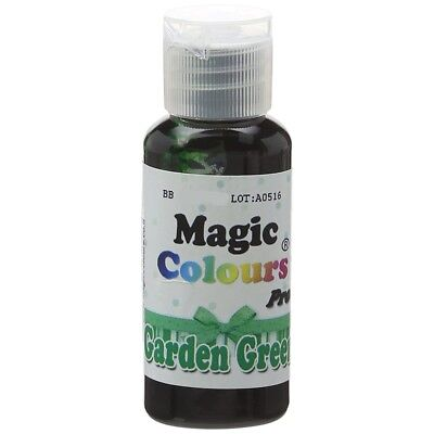 Magic Colours Garden Green Pro - Concentrated Colouring Pigment 32g