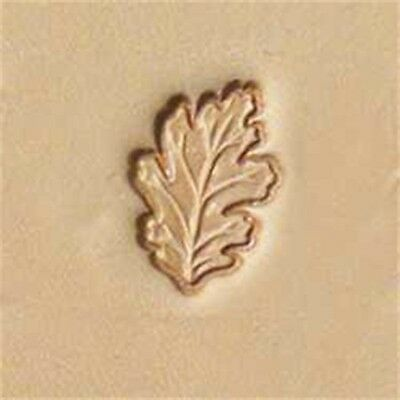 L950 Right Oak Leaf Leather Stamp - Craftool Tandy 695000 Decorating