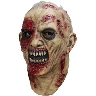 Hülle Halloween-maske - Halloween Unearthed Zombie Rubber Head Mask Scary Masks