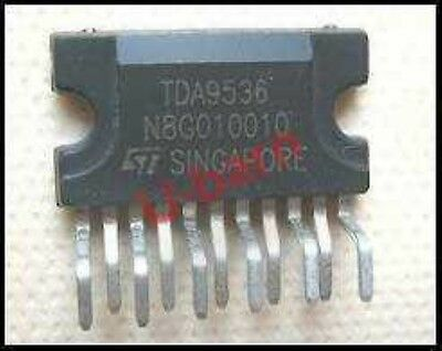 TDA9536 7.5NS TRIPLE HIGH VOLTAGE VIDEO AMPLIFIER IC