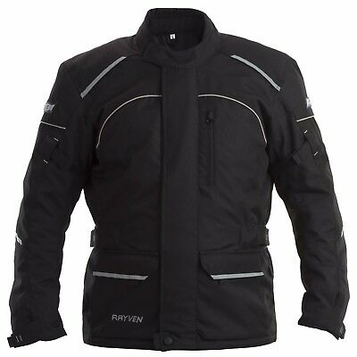 Rayven Sentinel Scooter Motorbike Waterproof Jacket Motorcycle Touring Mesh