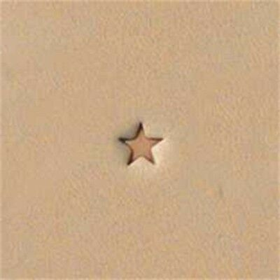 O54 Small Star Leather Stamp - Craftool 6805400