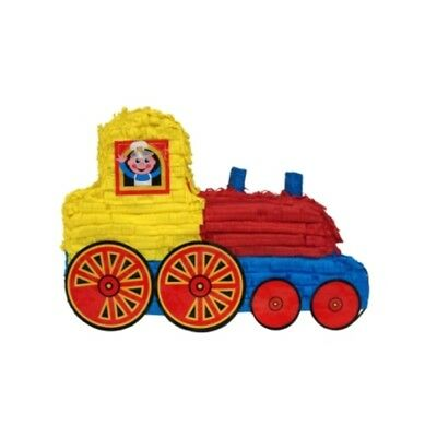 Cheadle Royal Train Pinata Party Decoration - Birthday