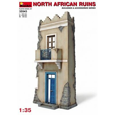 Miniart 1:35 - North Africanruins - African Ruins 135