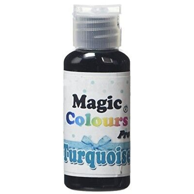 Magic Colours Turquoise Pro - Concentrated Colouring Pigment 32g