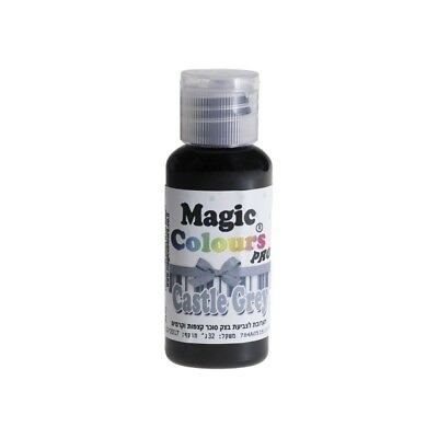 Magic Colours Castle Grey Pro - Concentrated Colouring Pigment 32g