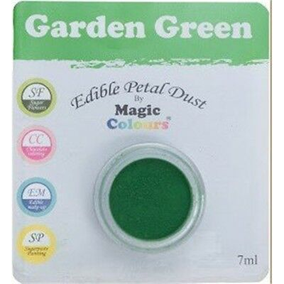 Magic Colours Petal Dust - Garden Green - 7ml