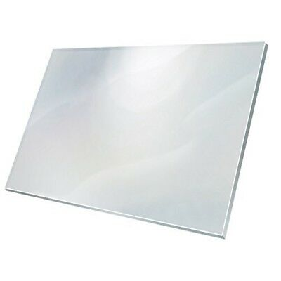 Clear Glass Screen (3 Per Card - Welding Dra Lenses 52415 52414 Helmets Spare