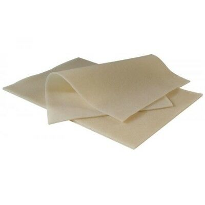 Crepe Rubber Sheet 3mm Nat