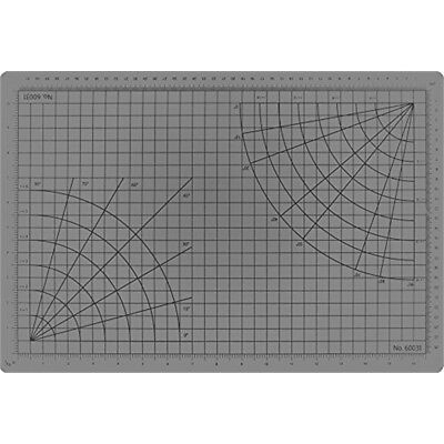 Excel Self-healing Cutting Mat, 24 By 36-inch, Clear
