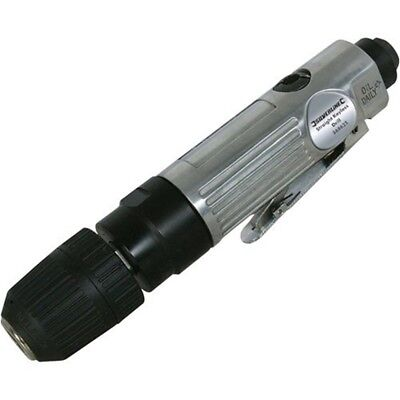 Silverline 868625 Air Drill Straight - 10mm