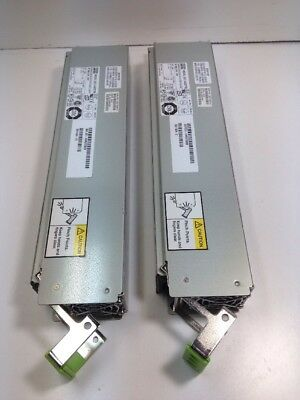 LOT OF 2 Sun Microsystems AA22770 240 400W 300-1568-01 Power Supplies