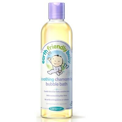 300ml Earth Friendly Baby Soothing Chamomile Bubble Bath - 2 Packs 6 Lansinoh 1
