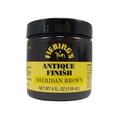 Fiebings Antique Finish 4oz - Paste 4 Ounces