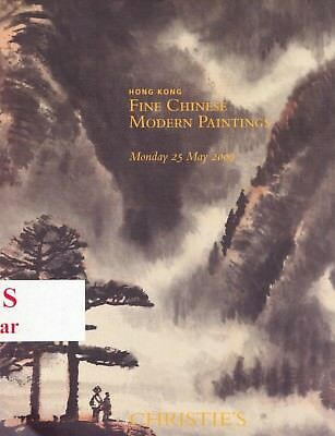 CHINESE MODERN PAINTINGS:  Christie's HK 09 +results