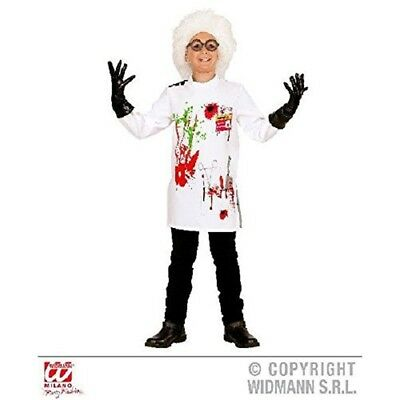 Widmann S.r.l. - - Boys Mad Scientist Fancy Dress Costume Childs Einstein