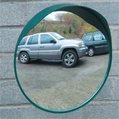 Convex Safety Access Mirror 300mm - Maypole Driveway Mp8325