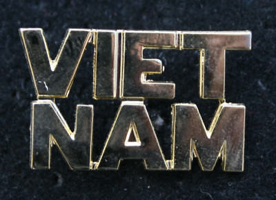 Vietnam Service Lapel Hat Pin Up Us Army Marines Navy Air Force Vet Veteran  Gift