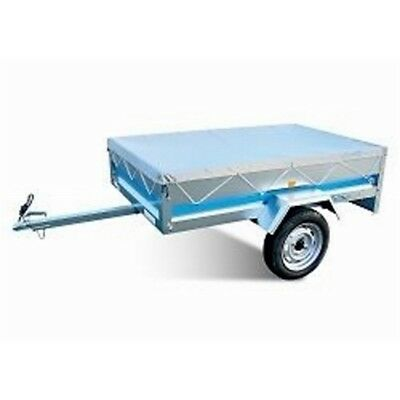 Trailer Cover (flat) For Mp6819 - Heavy Duty Erde Maypole Free Pp 193 Daxara