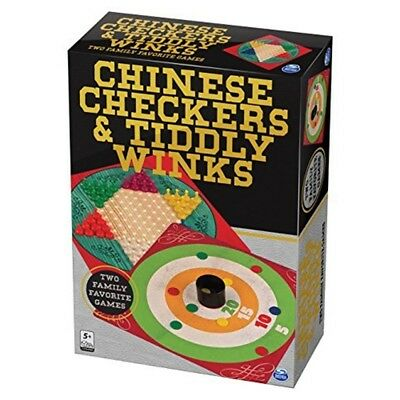 """Spinmaster 6036792 """"chinese Checkers/tiddly Winks"""" Game - Cdl Spin Master"""