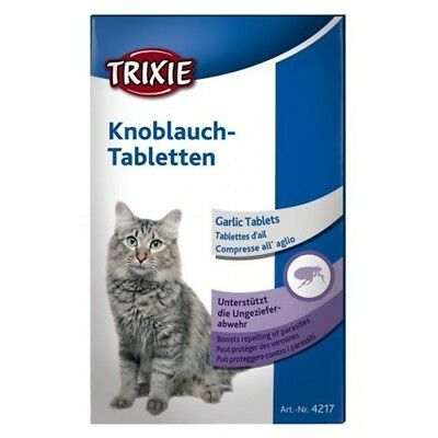 Garlic Tablets For Cats, 50 G - Trixie Cats New Pills