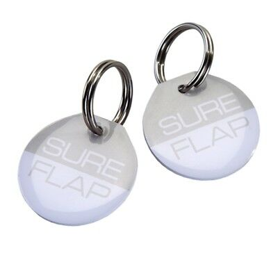 Pack Of Two Sureflap Rfid Collar Tags