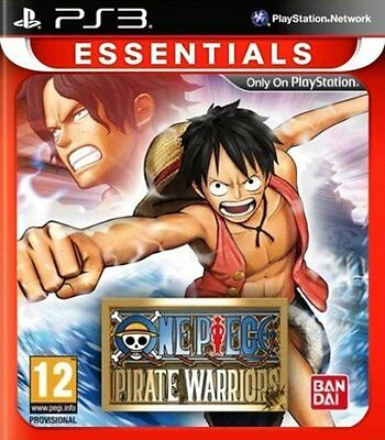 PS3 JUEGO One Piece: Pirate Warriors 1 Producto NUEVO