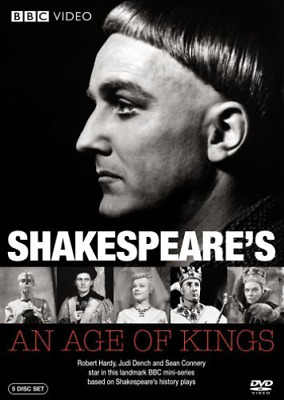 Connery,sean-Shakespeare`s An Age Of Kings  Dvd New